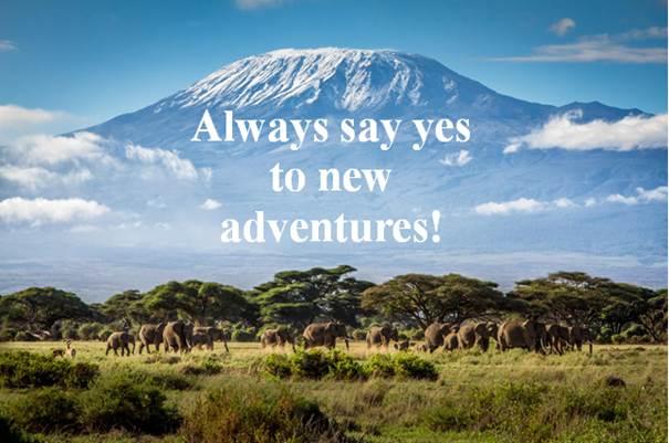 Gæsteindlæg af Mette – rejsemakker til Kilimanjaro :-)