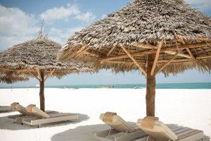 Gold Zanzibar beach