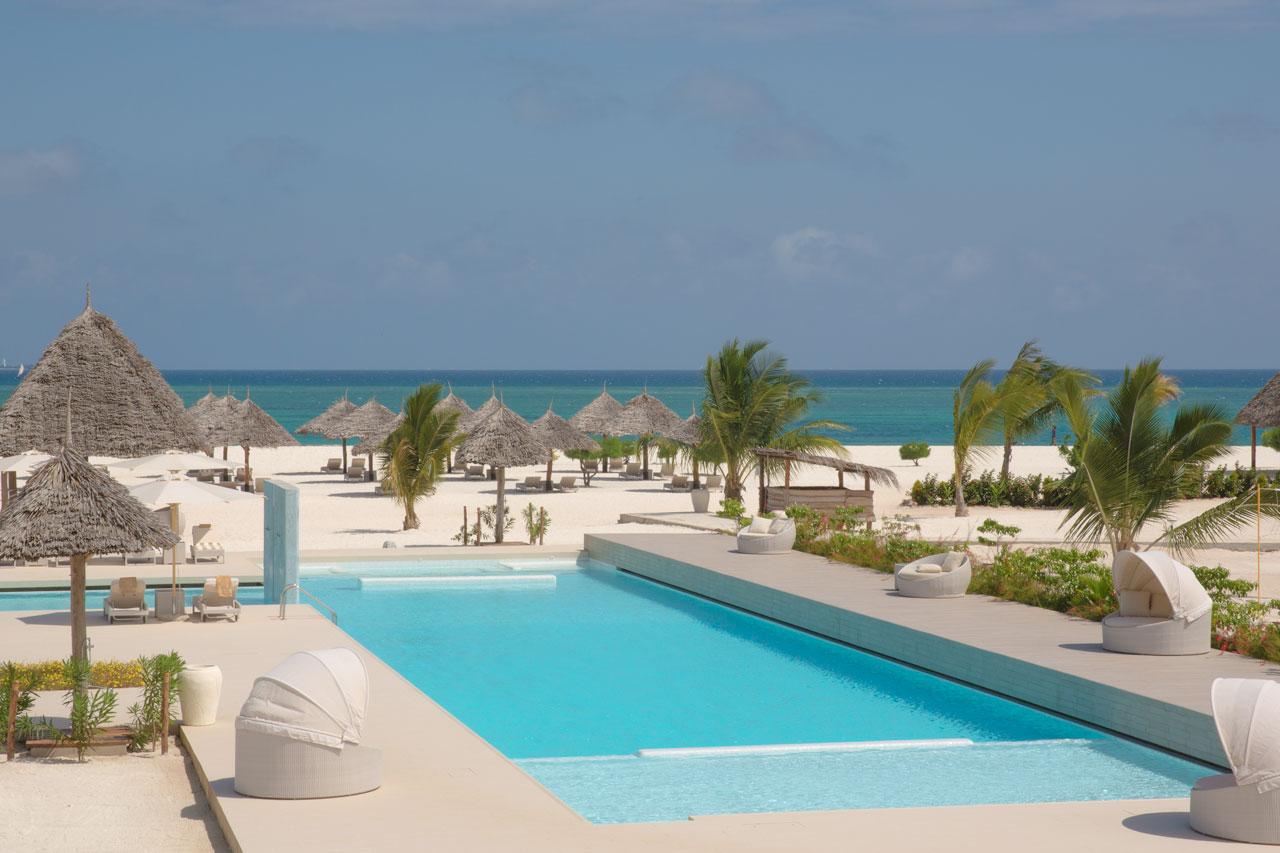 Vi har fået et fantastisk tilbud på et hotel på Zanzibar!