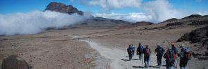 Planlægning af turen til Kilimanjaro