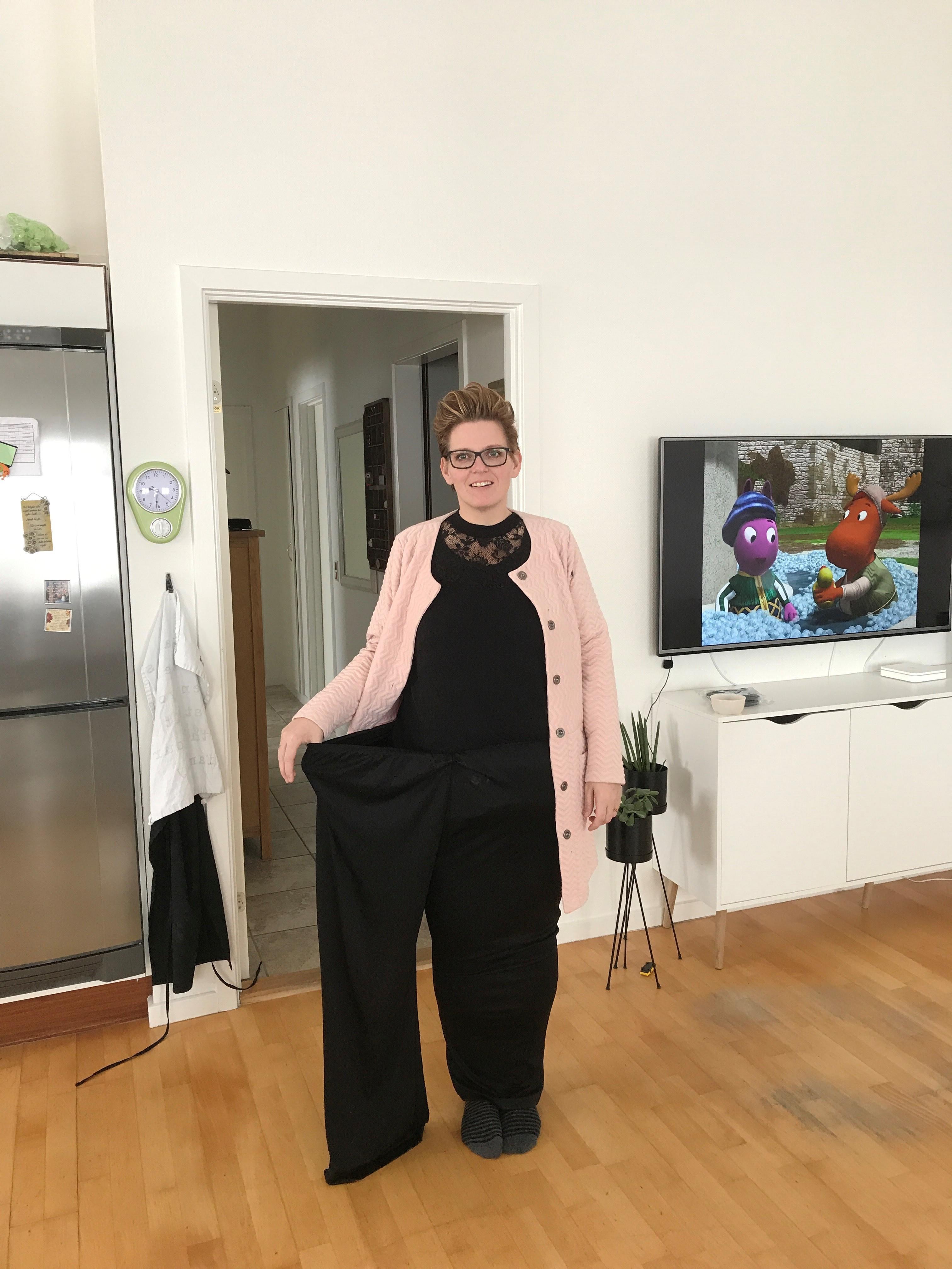 Den tykke pige – ikke længere – gæsteindlæg af Diana