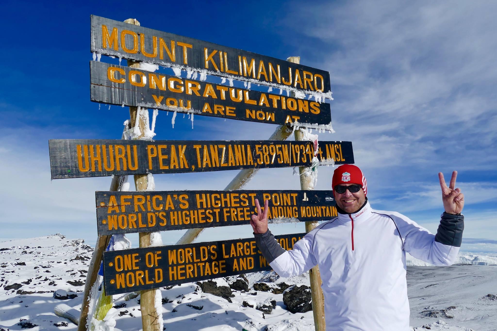 Jacob Hvids råd til Kilimanjaro